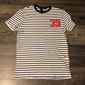 G-Star Raw Striped T-Shirt